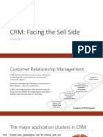 7. CRM_Facing the Sell Side
