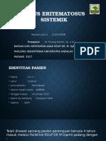 Lupus Eritematosus Sistemik ENG