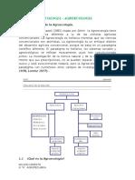 Bases Filosóficas de La Agroecología