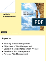 Risk Management Template xlsx | Risk | Risk Management