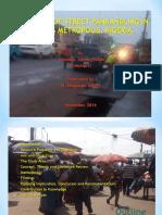 Analysis Street Panhandling in Lagos Metropolis - Power Point