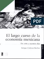 Cardenas 2015 El Largo Curso de La Economia Mexicana