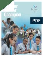 Bowen Yearbook 2016