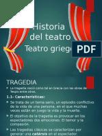 Leccion Teatro Griego