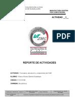 Act 1- Conceptos, Descripción y Componentes Del Cam.