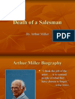 Death of a Salesman Introduction PowerPoint