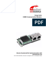 COMX Communication Module Design Guide DG 18 En