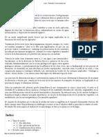 Suelo - Wikipedia, La Enciclopedia Libre