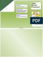 Patient Brochure Hypertension
