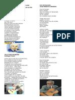 10 Canciones Guatemaltecas Con Autor