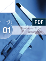 01 Measurements and uncertainties (IB Physics-HL Pearson)