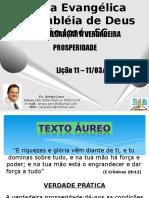 1.Trimestre-2012-LIÇÃO-11-Como-Alcançar-a-Verdadeira-Prosperidade-final.ppt
