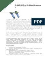 Identificatoare de Cablu Fujikura FID