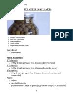 Olive Verdi Salamoia