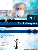 139621295 85714660 7 Ps of Service Marketing Apollo Hospital