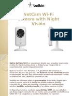 NetCam Wi-Fi Camera With Night