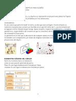 Textos Del Cuatrinestre de Geometría Descriptiva