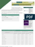 Rates for Translation ProZcom