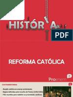 Reforma Catolica Resumo