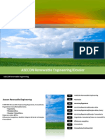 Asecon Renewable Engineering-Dossier