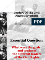 leadersofthecivilrightsmovement