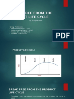 Break Free From the Prouct Life Cycle - Presentation