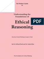 [Excerpt] Ethical Reasoning [2009]