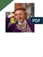 Willy Wonka Meme