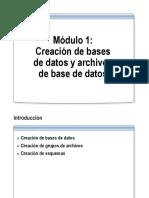 01_Creación de Bases de Datos y Archivos de Base de Datos