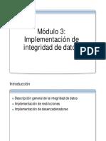 03_Implementación de Integridad de Datos