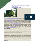 Prinsip Green Design