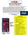Medidor de ESR-manual