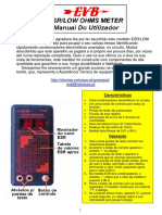 Medidor de ESR-manual