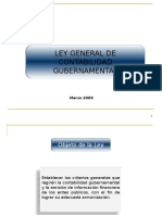 2.- Ley de Contabilidad Gubernamental