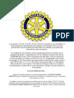 Information Rotary Club International