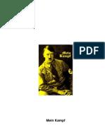 Hitler, Adolf - ''Mein Kampf''
