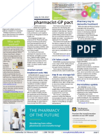 Pharmacy Daily for Wed 01 Feb 2017 - NZ pharmacist-GP pact, Pharmacy key to dementia treatment, Ovarian cancer treatment onto PBS, Health