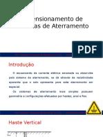 11 - Roberlam - Dimensionamento de Sistemas de Aterramento