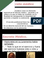 Secreto Médico