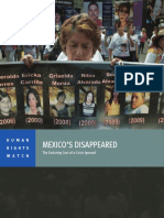 2013, Mexicos Disappeared the Enduring Cost of a Crisis Ignored Human Rights Watch