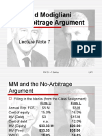 LN07-No-Arbitrage Argument.ppt