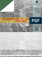 2-Escalas de La Intervención Territorial