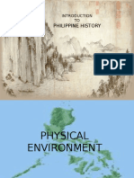 Philippine Hitory Intro
