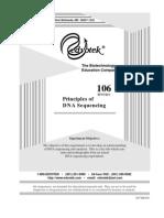 DNA Sequensing 106