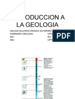 1. Introduccion a La Geologia