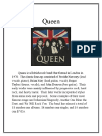 Queen Artist Spotlight