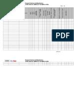 FAC27 Bitácora de Limpieza REV a 11JUN07