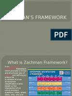 7.Zachmans Framework