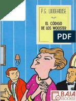 Codigo de Los Wooster