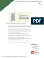 As Diferenças Entre Climatizadores e AP..